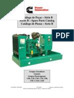 Catálogo de Peças Série B Series B Spare Parts Catalog Catálogo de Piezas Serie B