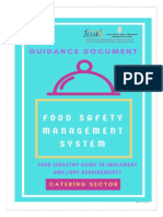 Guidance Document Catering Sector 19-01-2018