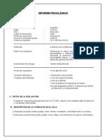 informes imprimir