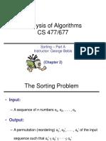 Insertion Sort Bubble Sort Selection Sort