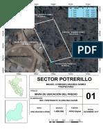 Mapa Del Predio Miguel Aranda