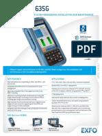 Exfo Spec-sheet Maxtester 635g v5 En