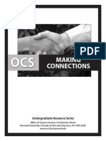 College Making Connections Publication
