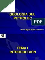 1.-Introducción a La Geología Del Petroleo