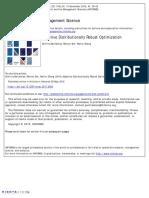 Adaptive Distributionally Robust Optimization