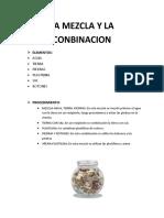 LA MEZCLA Y LA CONBINACION.docx