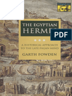 Garth Fowden - The Egyptian Hermes_ A Historical Approach to the Late Pagan Mind-Princeton University Press (1993)(1).pdf