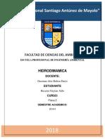 HIDRODINÁMICA (Autoguardado).docx