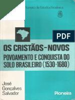 Cristao Novos - Povoamento e Conquista do Solo Brasileiro.pdf
