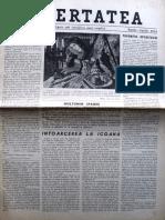 Libertatea anul IV, nr. 31-32, martie - aprilie 1954