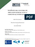 2019 Respuestas a Preguntas Aclaratorias de La VII Edicion Del Concurso CPI Simulacion Judicial