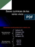 Clase I CPU Bases Quimicas de Los Seres Vivos-2011