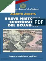 Breve Historia Económica Del Ecuador (Pag.1-150)
