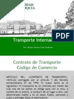 Transporte Interncional