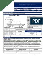 Certificado de Prueba Hidraulica Caldera 11