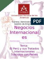 El Perú y sus tratados internacionales suscritos con países del mundo.docx