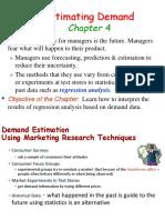 Demand Forecasting CH 4