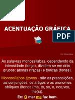 ACENTUAÇÃO-GRÁFICA