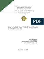 analisis de proceso de nomina mensual, empresa cvg sidor