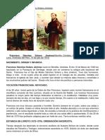 Biografía de Francisco Sánchez Solano Jiménez