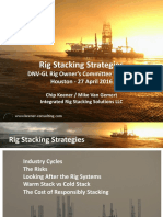 Rig Stacking Strategies