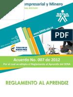 Presentación Del Reglamento Del Aprendiz Sena