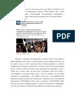 As Bases Da Nova Direira - Prof. Dr. Antônio Flávio Pierucci