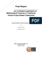 mida learning technologies pbl research report 2016