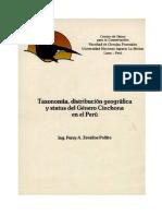 TaxonomiaDistribucionStatusCinchona
