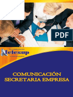 Comunicacion Secretaria Empresarial