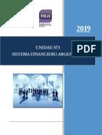 Apunte Sistema Financiero Argentino