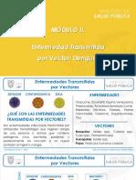 Módulo II Clínica Dengue