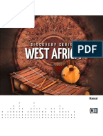 West Africa Manual English
