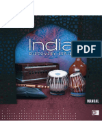 India Manual English