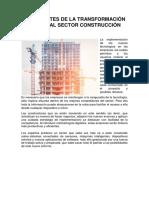 Los Aportes en El Sector de La Construcción - Gian Carlos Piñin