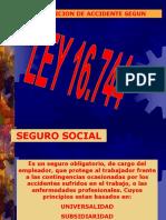Ley, Naturaleza de Los Acc1 0-05-2003