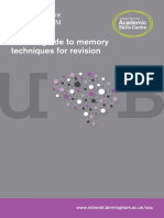 o Brien How to Develop Perfect Memory