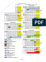 Kalendar 2018-19