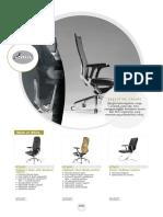 Ergomatic Executive Chairs