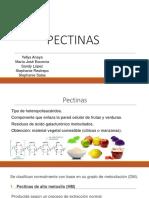 Pectinas