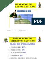 Presentación de Ejercicios Tacticos