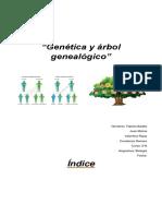 Gen Tica-y- Rbol-geneal Gico