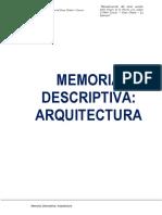 m.d. Arquitectura