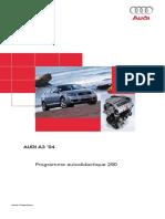SSP 290 partie 1 Audi A3 ´04
