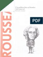 11 - ARAMAYO, Roberto R. Rousseau Y La Politica Hizo Al Hombre Tal Como Es.pdf