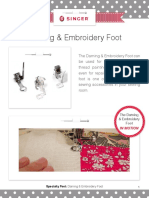 Singer Stippling Darning and Embroidery Presser Foot Instructions.pdf