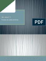 3.1 Procesos de Cambio de Forma