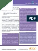 Puebla - Por una Maternidad Libre y Voluntaria - Monografía