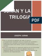 Juran y La Trilogia