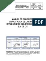Programa de Induccion y Capacitacion Doma